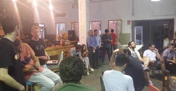 June 19 – Bitcoin Meetup @ Betahaus