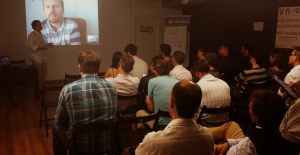 May 26 - Bitcoin Meetup @ itnig