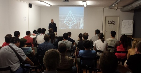 September 18 - Bitcoin Meetup at @itnig